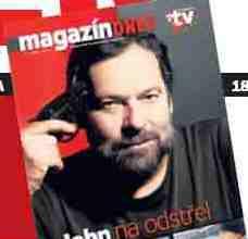 titulní strana Magazínu MFDnes 5.3.2009