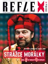 titulní strana Reflex 9/2009