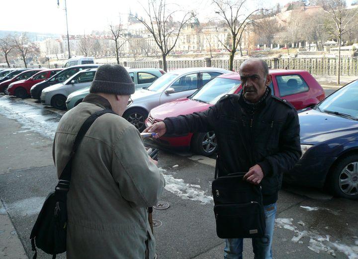 Praha Mánesovo nábřeží 20.3.2013 16:59