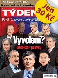 titulnĂ strana TĂ˝dne pondÄ›lĂ 7.1.2013