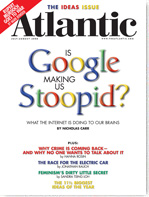 The Atlantic Monthly June/July 3008