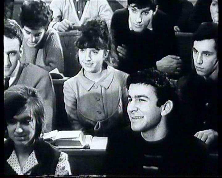 záběr z dokumentárního filmu Občan Karel Havlíček, natáčen Jaromilem Jirešem v roce 1966