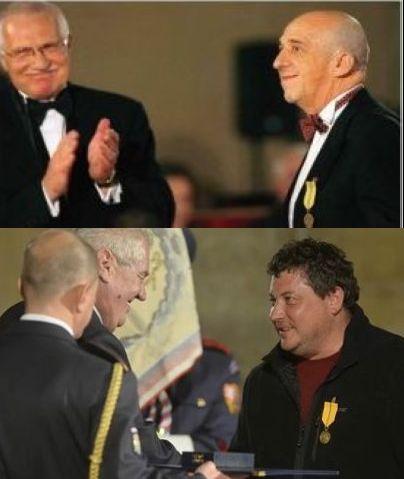 Medaile za zásluhy Stivín 2007, Sedláček 2014