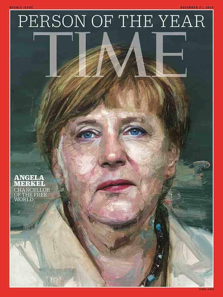 obálka časopisu Time 2015