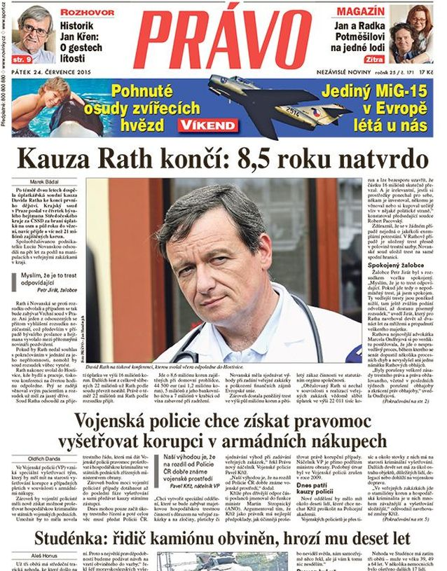 tituln� strana Pr�vo 24.7.2015