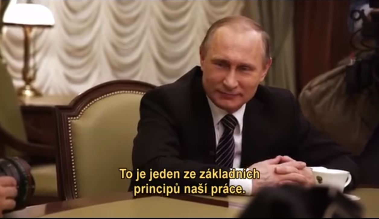 screenshot Svět podle Putina díl 2