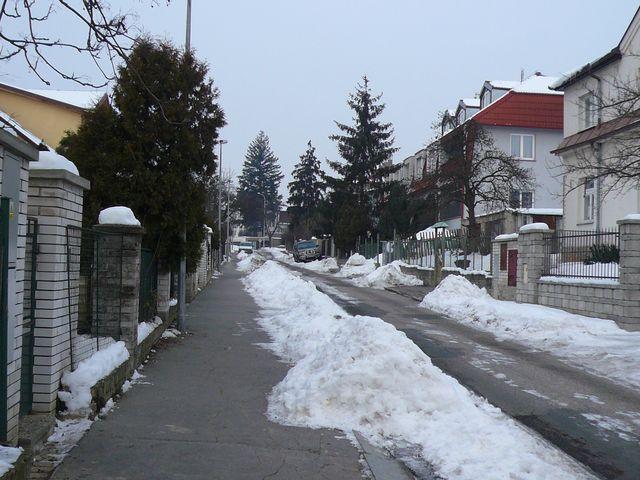 foto 1 - ulice v�cem�n� uklizen�
