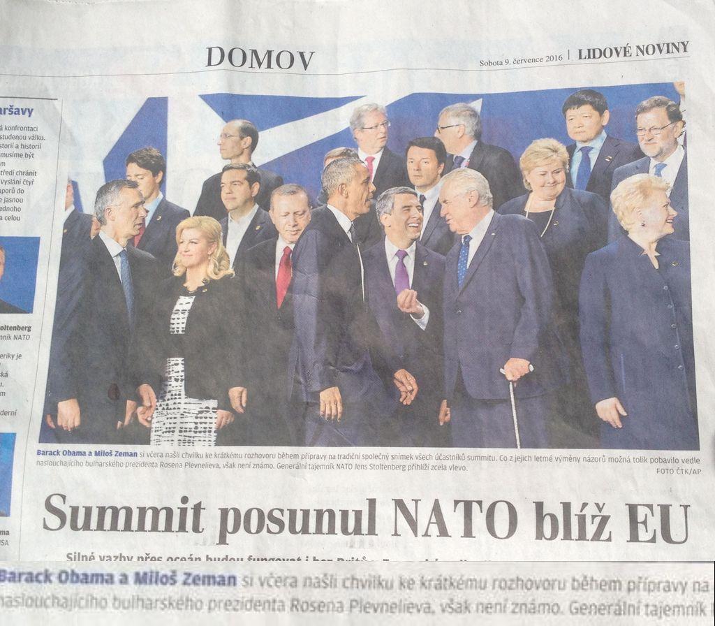 Lidové noviny 9.7.2016