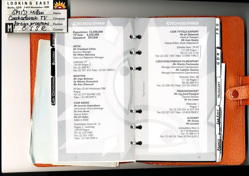 booklet a jmenovka konference Looking East