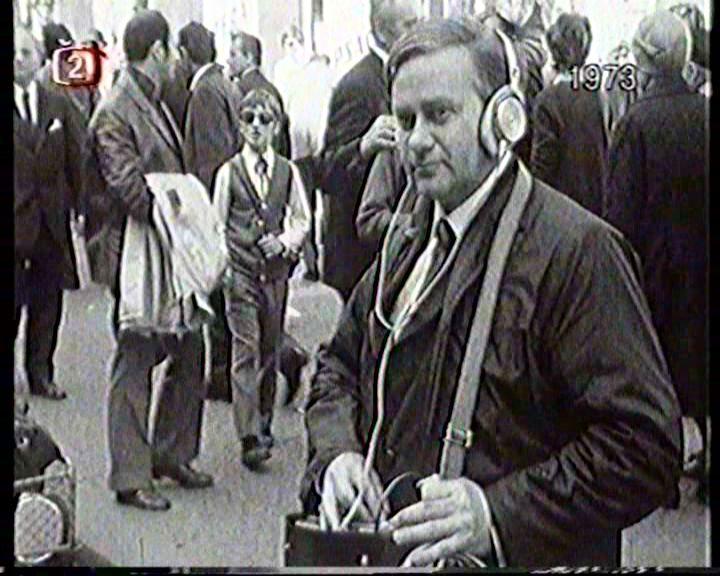 zvukař Kamil Příhoda