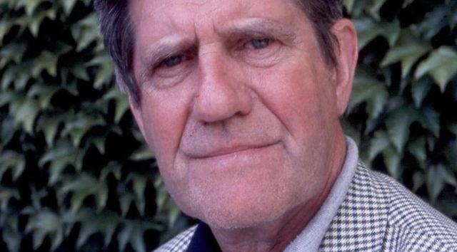 norský novinář Dag Halvorsen (1935-2007)