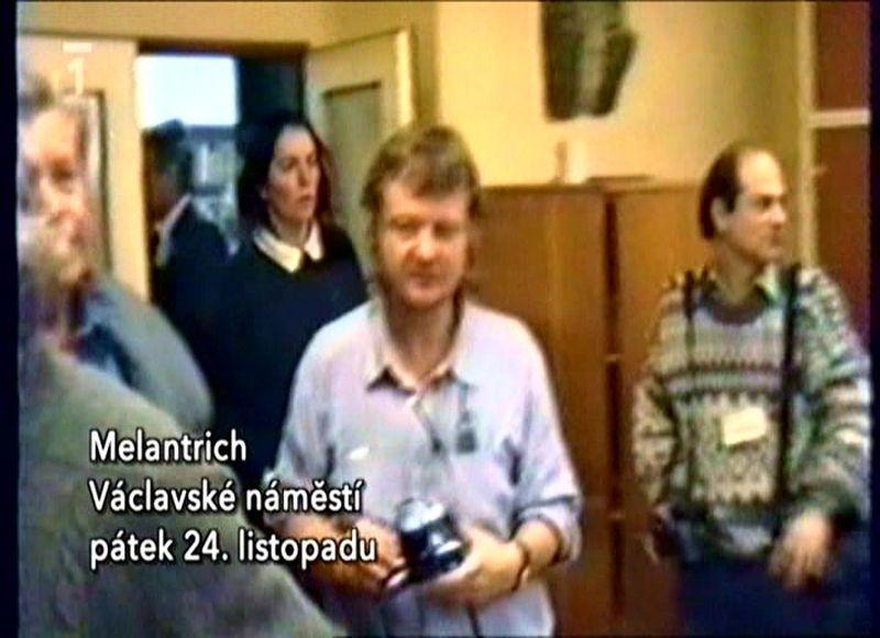 Jana Šmídová - balkon Melatricha 24.11.