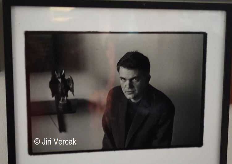 Milan Kundera foto: Jiří Věrčák