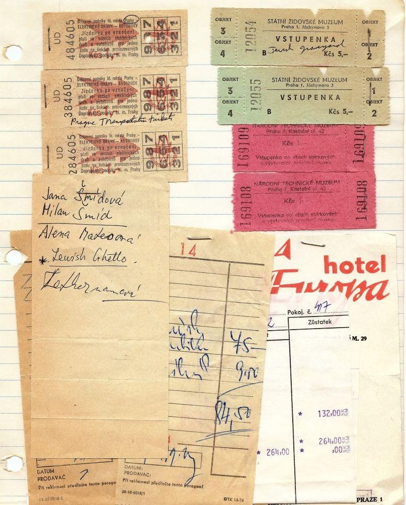 Doklady z roku 1975