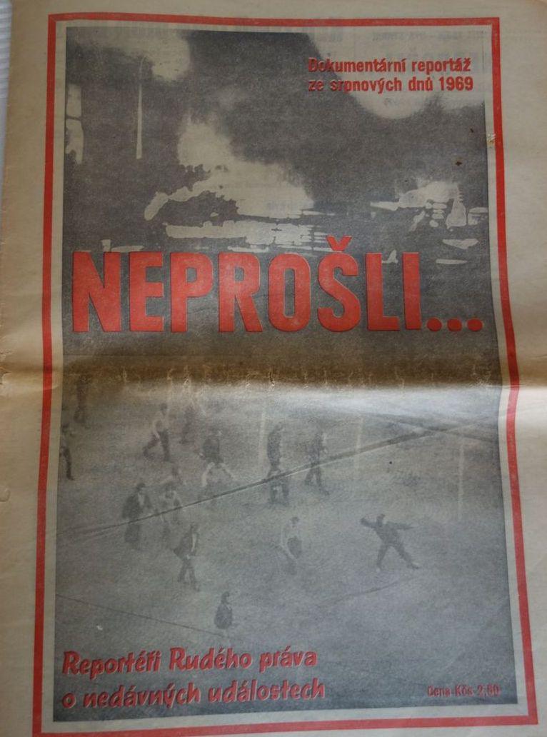 publikace RP 1969 Neprošli